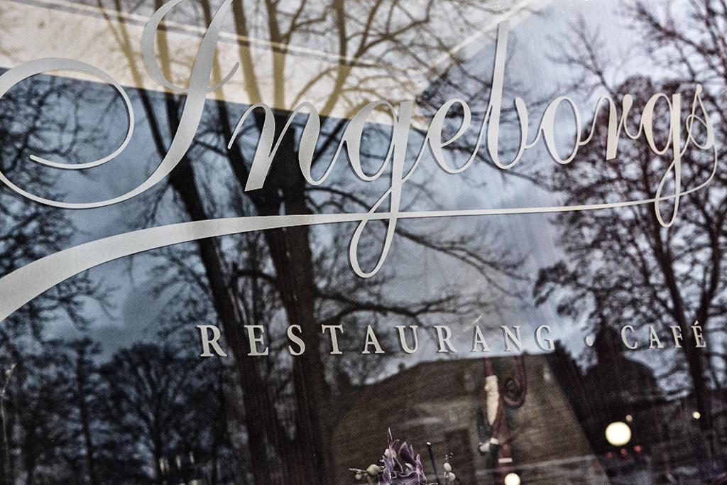Ingeborgs kafé i Örebro