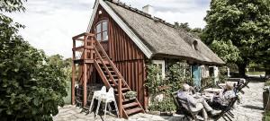 Kungliga kaffestugan Flickorna Lundgren