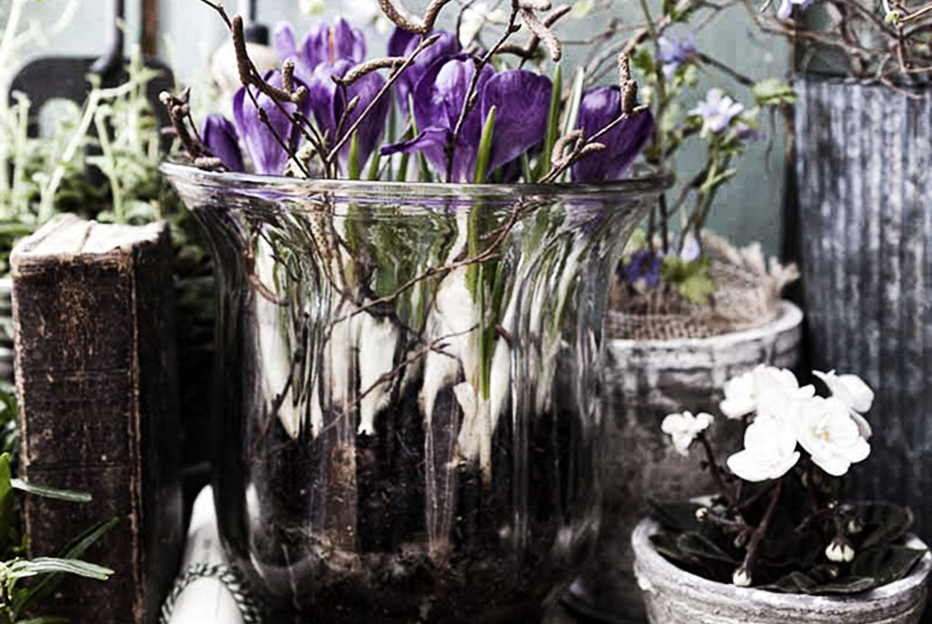Trädgårdsprylar i Sundsvall
