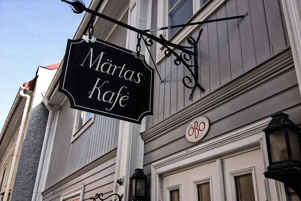 Himlamycketsverige tipsar om Afternoon tea på Märtas kafé i Örebro