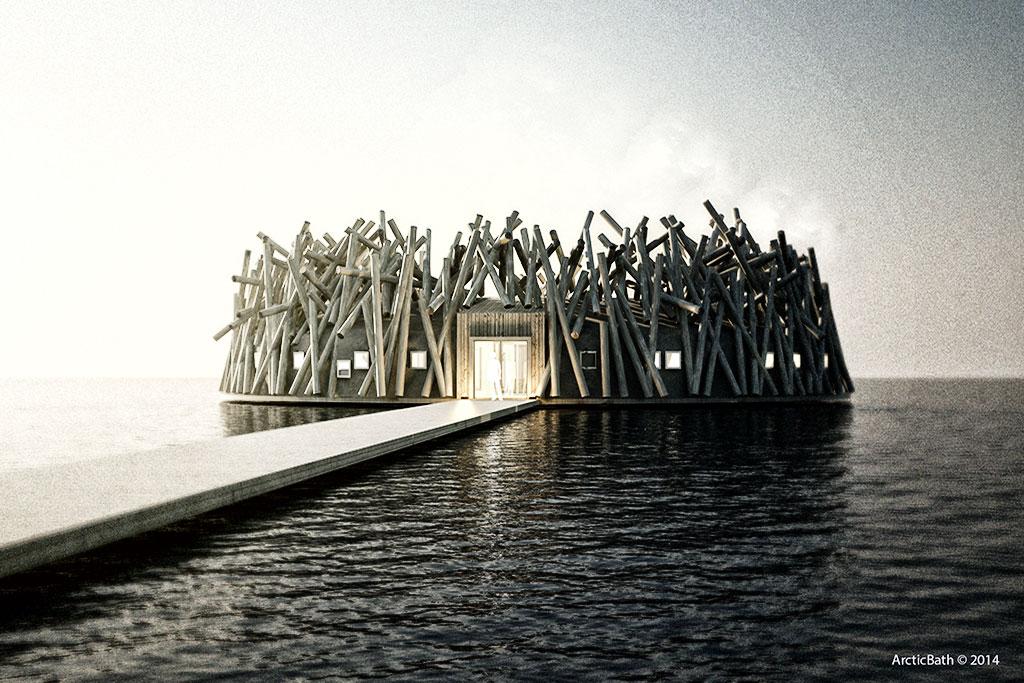himlamycketsverige skriver om Arctic Bath