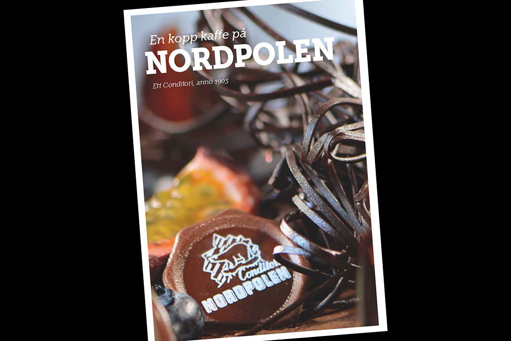 himlamycketsverige skriver om Conditori Nordpolen