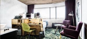 Umeå en hotellvinnare