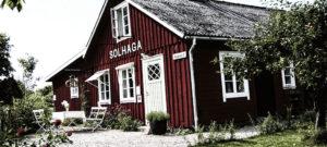 Uthus som blev stenugnsbageri i Slöinge