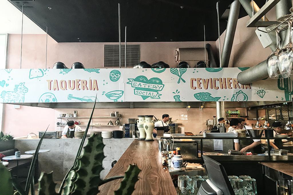 himlamycketsverige skriver om Eatery Social