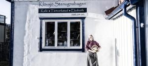 Ekologiskt på Klövsjö stenugnsbageri
