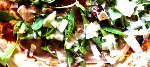 Ekologiska pizzor på Friden gårdskrog