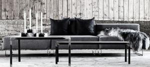 Snygg möbeldesign utanför Jönköping