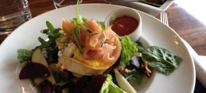 Godaste salladen på Ingeborgs i Örebro