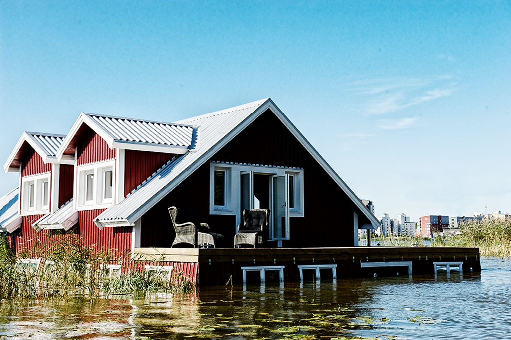 himlamycketsverige skriver om Oooops hotell i Västerås skärgård