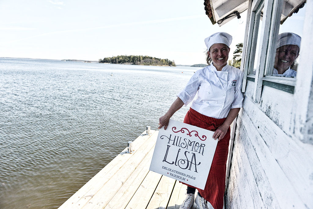 himlamycketsverige tipsar om Husmor Lisa på Resarö i Vaxholm