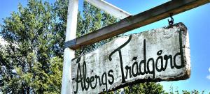 Allt för trädgården hos Åbergs